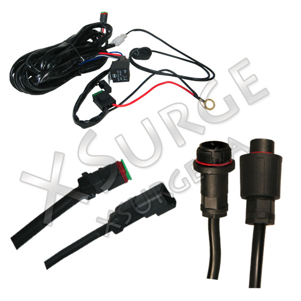 Wiring and Switch